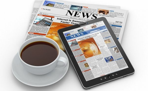 Why Social Media is the Modern Day Newspaper